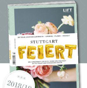 STUTTGART FEIERT – Feste feiern und Hochzeiten in Stuttgart und Region